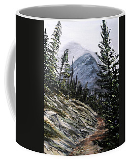 Mountain Pathway Coffee Mug