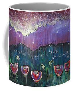 Mountain Poppies Coffee Mug