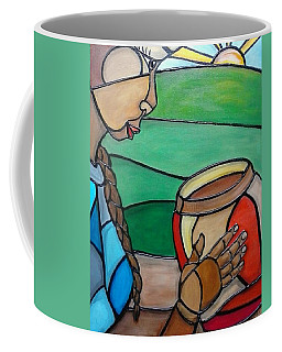 Mountain Potter Coffee Mug