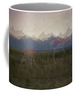 Mountain Pronghorns Coffee Mug