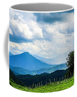 Mountain Rain Coffee Mug