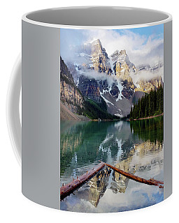 Mountain Reflections Coffee Mug