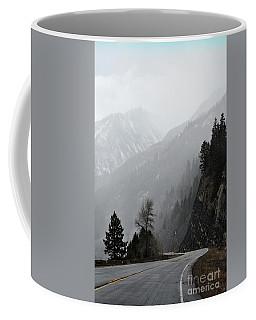 Mountain Roads Coffee Mug
