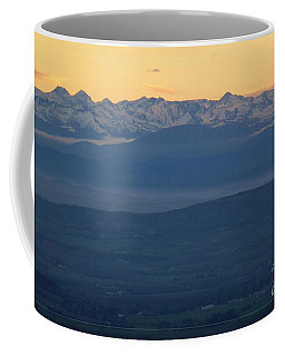 Mountain Scenery 19 Coffee Mug