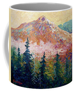 Mountain Sentinel Coffee Mug