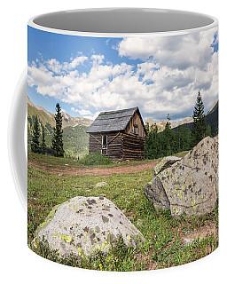Mountain Shelter Coffee Mug
