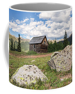 Mountain Shelter Coffee Mug