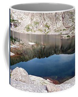 Mountain Side Reflection Coffee Mug