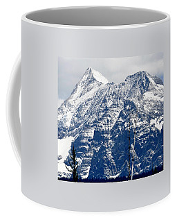 Mountain Snow Coffee Mug