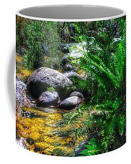 Mountain Stream Coffee Mug by Blair Stuart