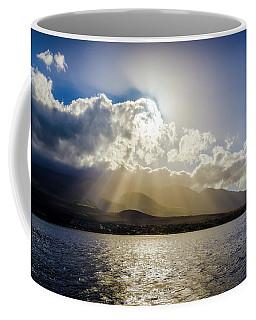 Mountain Sunbeams Coffee Mug