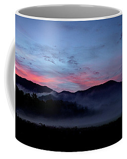 Mountain Sunrise Coffee Mug