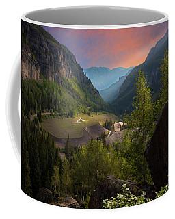 Mountain Time Coffee Mug