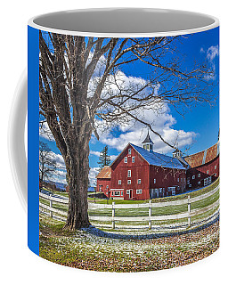 Mountain View Barn Coffee Mug