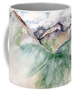 Mountain View Colorado Coffee Mug