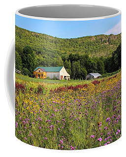 Mountain View Farm Easthampton Coffee Mug