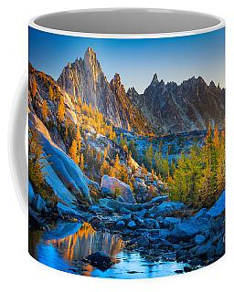 Mountainous Paradise Coffee Mug
