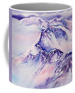 Mountains Above The Clouds No. 2 Coffee Mug