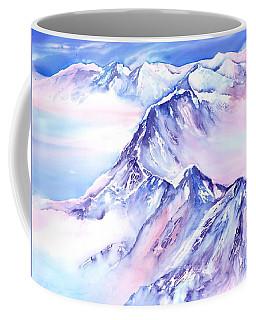 Mountains - Above The Clouds No. 1 Coffee Mug