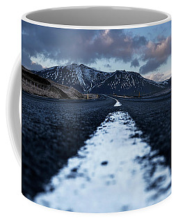 Coffee Mug featuring the photograph Mountains In Iceland by Pradeep Raja Prints