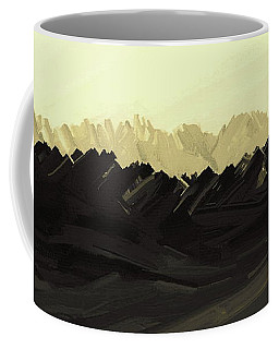 Mountains Of The Mohave Coffee Mug