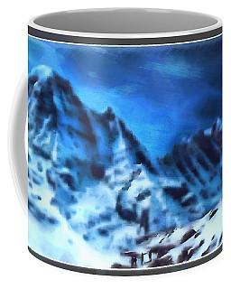 Mountains Of The South  Coffee Mug