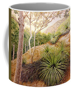 Mountian Yucca Coffee Mug