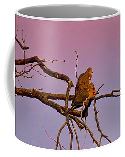 Mourning Doves Coffee Mug