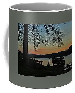 Mourning Silence Coffee Mug