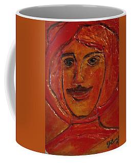 Moustached Prince Coffee Mug