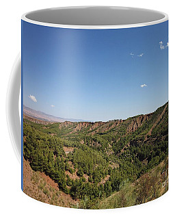 Mountains Near Guadix Coffee Mug