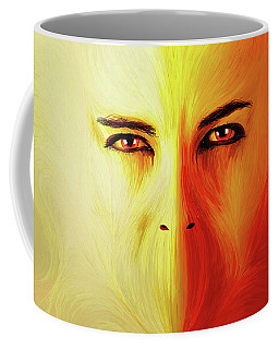 Mouthless Coffee Mug