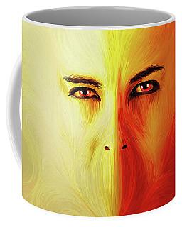 Mouthless Coffee Mug