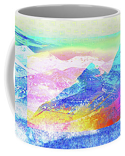 Move Mountain Coffee Mug