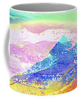 Move Mountain Coffee Mug