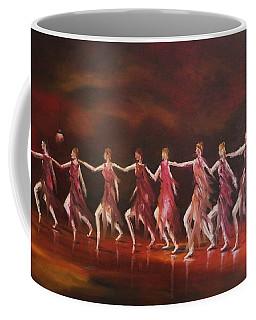 Movement And Music Coffee Mug
