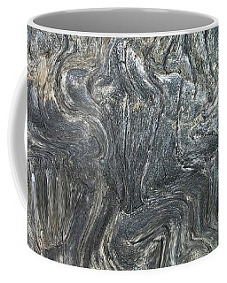 Movement In The Earth Coffee Mug
