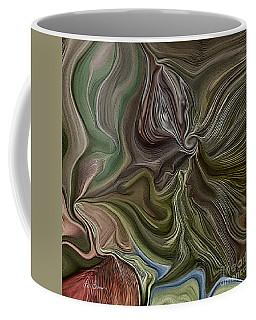 Movement Of Matter Coffee Mug