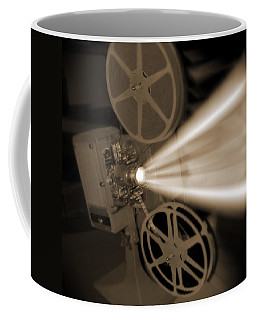 Movie Projector  Coffee Mug