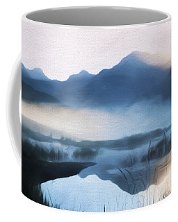 Moving Forward - Inspirational Art Coffee Mug