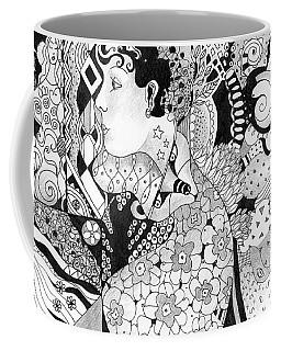 Moving In Circles Coffee Mug