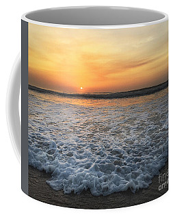 Coffee Mug featuring the photograph Moving In by LeeAnn Kendall