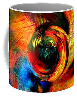 Moving Mediums  Coffee Mug