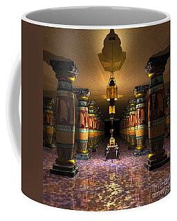 Moving The Pharaoh, 1 Coffee Mug