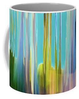 Moving Trees 20 Carry-on Landscape Format Coffee Mug