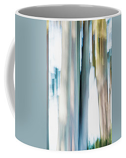 Moving Trees 21 Carry-on Portrait Format Coffee Mug