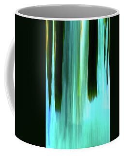 Moving Trees 37-03 Portrait Format 14 By 21 Inch Coffee Mug
