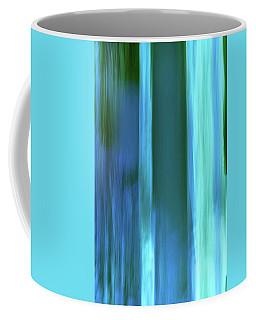 Moving Trees 37-14portrait Format Coffee Mug