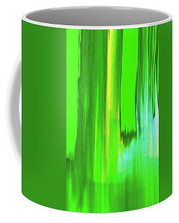 Moving Trees 37-18 Portrait Format Coffee Mug