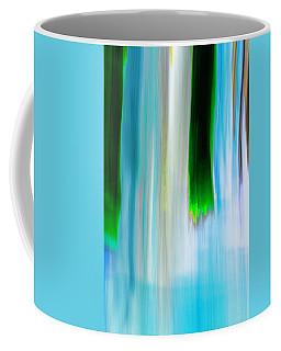 Moving Trees 37-25 Portrait Format Coffee Mug